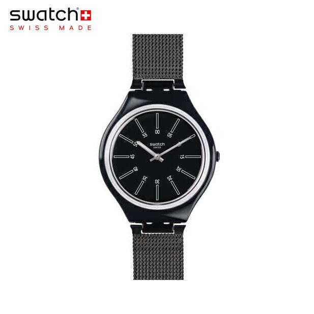 【公式ストア】Swatch スウォッチ SKINOTTE スキンノッテ SVOB100MSkin(スキン) Skin Regular(スキンレギュラー) 【送料無料】(素材)ベルト:ミラネーゼ/ケース:プラスチックメンズ/レディース/腕時計/人気/定番/プレゼント