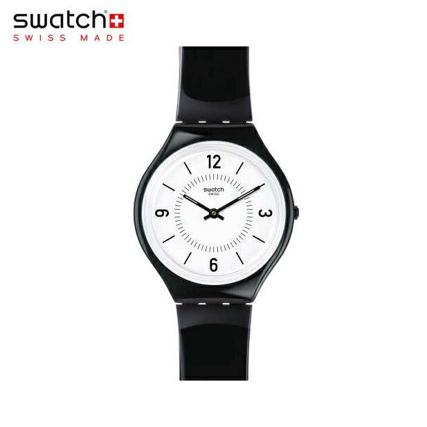 【公式ストア】Swatch スウォッチ SKINSUIT スキンスーツ SVOB101Skin(スキン) Skin Regular(スキンレギュラー) 【送料無料】(素材)ベルト:プラスチック/ケース:プラスチックメンズ/レディース/腕時計/人気/定番/プレゼント
