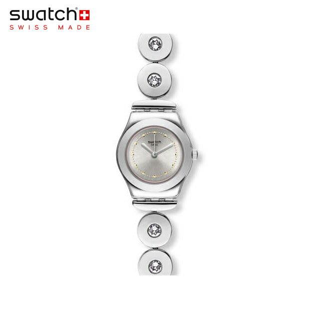 【公式ストア】Swatch スウォッチ INSPIRANCE インスピアランス YSS317GIrony(アイロニー) Irony Lady(アイロニーレディ) 【送料無料】(素材)ベルト:ステンレススチール(調節可能) ケース:ステンレススチールレディース 腕時計 人気 定番 プレゼント