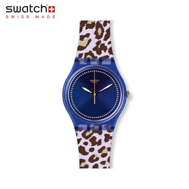 【公式ストア】Swatch スウォッチ WILDCHIC ワイルドシック GV130Originals(オリジナルズ) Gent(ジェント) 【送料無料】(素材)ベルト:プラスチック/ケース:プラスチックレディース/腕時計/人気/定番/プレゼント