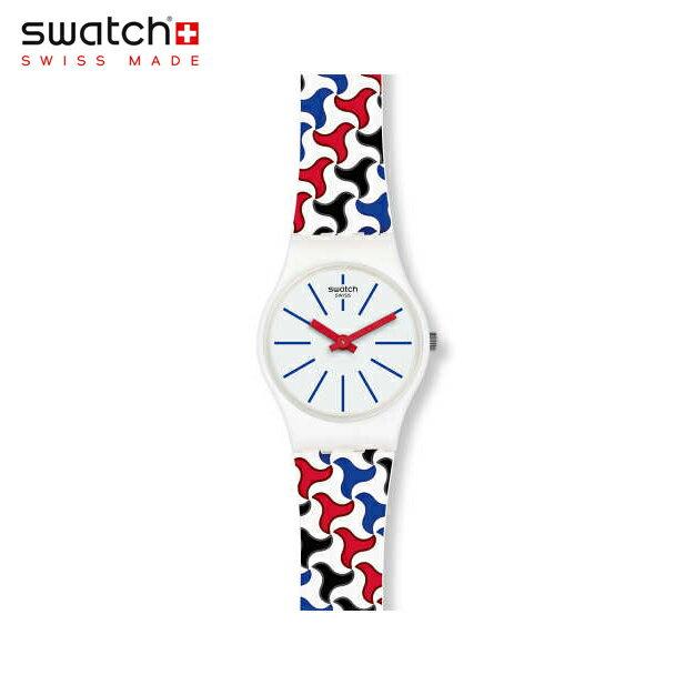 【公式ストア】Swatch スウォッチ PATTU パットゥ LW156Originals(オリジナルズ) Lady(レディ) 【送料無料】(素材)ベルト:シリコン/ケース:プラスチックレディース/腕時計/人気/定番/プレゼント