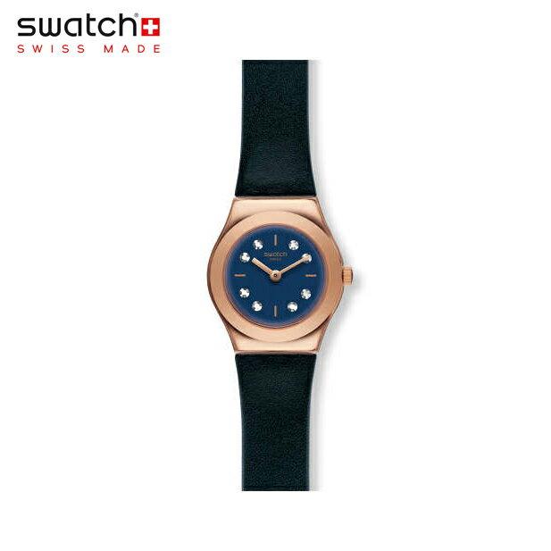 【公式ストア】Swatch スウォッチ ORO-LOGGIA オローロッジア YSG152Irony(アイロニー) Irony Lady(アイロニーレディ) 【送料無料】(素材)ベルト:レザー/ケース:ステンレススチールレディース/腕時計/人気/定番/プレゼント