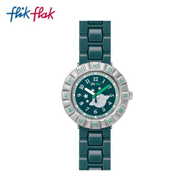 【公式ストア】Flik Flak フリックフラック ÇA TOURNE サ・トゥルネ FCSP064Swatch(スウォッチ) Power Time 7+(パワータイム7+) 【送料無料】(素材)ベルト:プラスチック/ケース:プラスチックキッズ/ボーイズ/腕時計/人気/定番/プレゼント