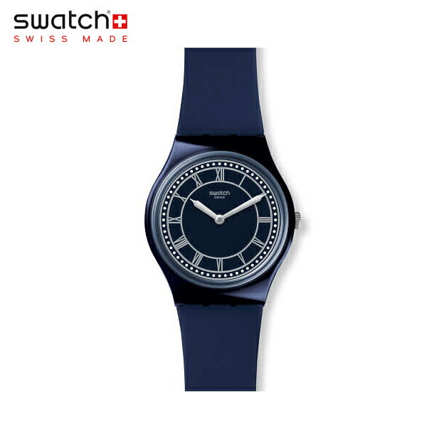 【公式ストア】Swatch スウォッチ BLUE BEN ブルー・ベン GN254Originals(オリジナルズ) Gent(ジェント) 【送料無料】(素材)ベルト:シリコン ケース:プラスチックレディース 腕時計 人気 定番 プレゼント