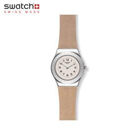 【公式ストア】Swatch スウォッチ TAUPINOU タウピノー YSS321Irony(アイロニー) Irony Lady(アイロニーレディ) 【送料無料】(素材)ベルト:レザー ケース:ステンレススチールレディース 腕時計 人気 定番 プレゼント
