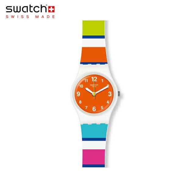 【公式ストア】Swatch スウォッチ COLORINO カラーリノ LW158Originals(オリジナルズ) Lady(レディ) 【送料無料】(素材)ベルト:シリコン ケース:プラスチックレディース 腕時計 人気 定番 プレゼント
