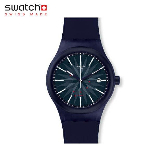 【公式ストア】Swatch スウォッチ SISTEM INK システム・インク SUTN404Originals(オリジナルズ) Sistem51(システム51) 【送料無料】(素材)ベルト:シリコン ケース:プラスチックメンズ 腕時計 人気 定番 プレゼント