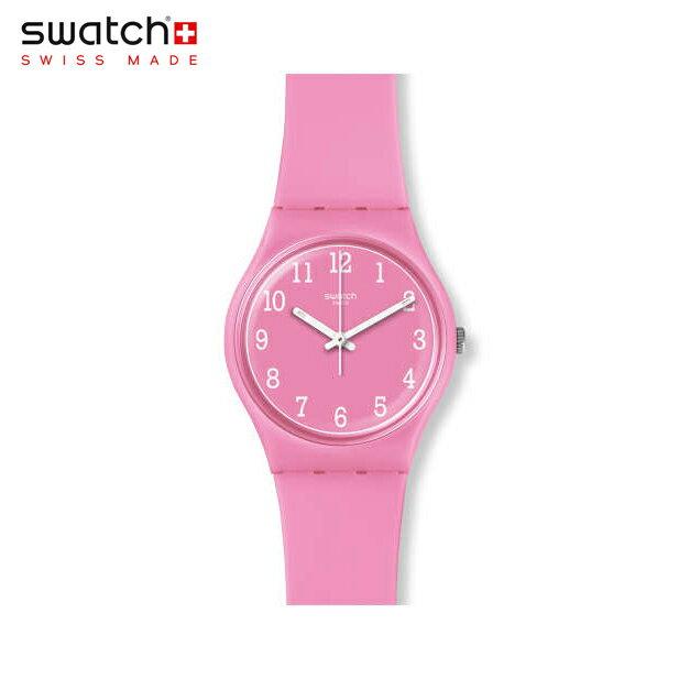 【公式ストア】Swatch スウォッチ PINKWAY ピンクウェイ GP156Originals(オリジナルズ) Gent(ジェント) 【送料無料】(素材)ベルト:シリコン ケース:プラスティックレディース 腕時計 人気 定番 プレゼント