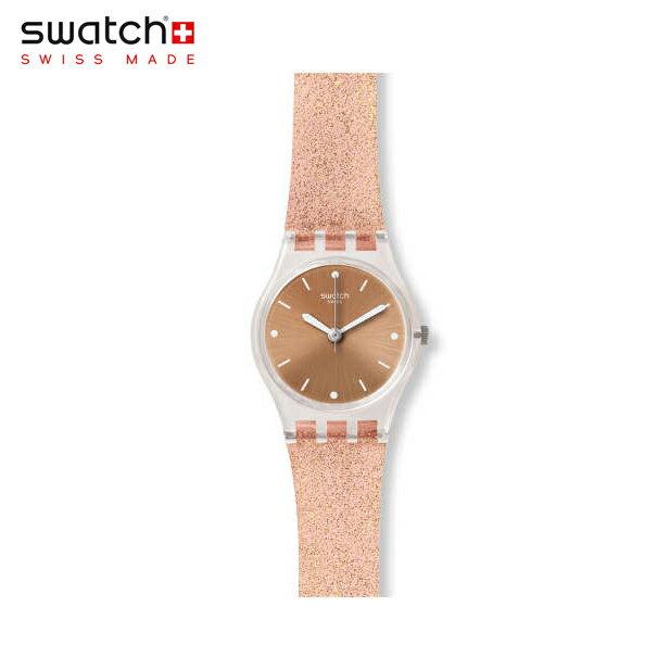 【公式ストア】Swatch スウォッチ PINKINDESCENT TOO ピンクインディーセント LK354DOriginals(オリジナルズ) Lady(レディ) 【送料無料】(素材)ベルト:シリコン ケース:プラスティックレディース 腕時計 人気 定番 プレゼント