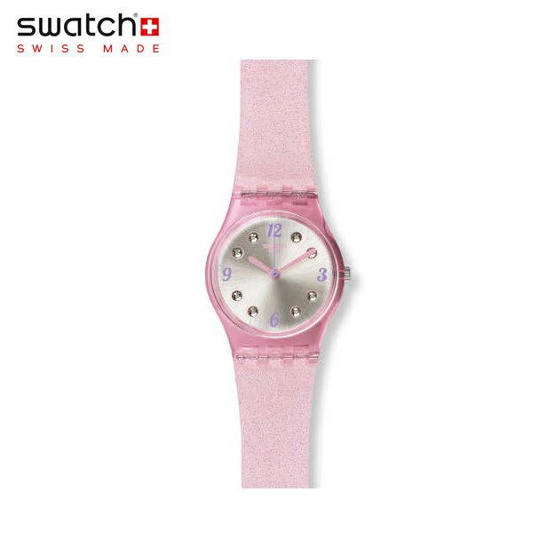 【公式ストア】Swatch スウォッチ ROSE GLISTAR?? ローズ・グリスター LP132COriginals(オリジナルズ) Lady(レディ) 【送料無料】(素材)ベルト:シリコン ケース:プラスティックレディース 腕時計 人気 定番 プレゼント