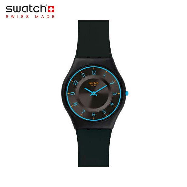 【公式ストア】Swatch スウォッチ TROPOSPHERE トロポスフィア SFB147Skin(スキン) Skin Classic(スキンクラシック) 【送料無料】(素材)ベルト:シリコン ケース:プラスティックメンズ 腕時計 人気 定番 プレゼント