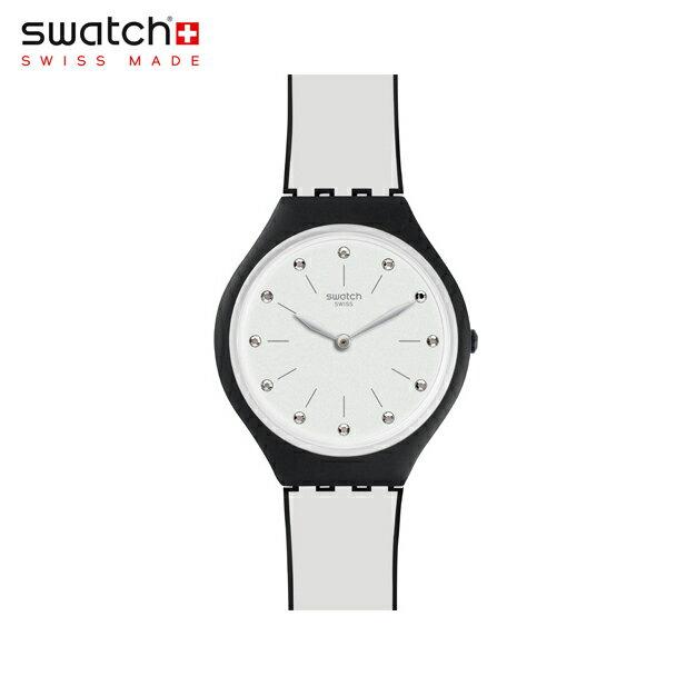 【公式ストア】Swatch スウォッチ SKINME スキンミー SVOB102Skin(スキン) Skin Regular(スキンレギュラー) 【送料無料】(素材)ベルト:シリコン ケース:プラスティックレディース 腕時計 人気 定番 プレゼント
