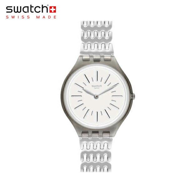 【公式ストア】Swatch スウォッチ SKINPARURE スキンパルレ SVOM104GSkin(スキン) Skin Regular(スキンレギュラー) 【送料無料】(素材)ベルト:ステンレス製 ケース:プラスティックレディース 腕時計 人気 定番 プレゼント