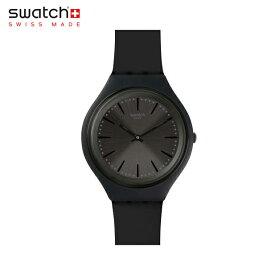 【公式ストア】Swatch スウォッチ SKINCLASS スキンクラス SVUB103Skin(スキン) Skin Big(スキンビッグ) 【送料無料】(素材)ベルト:シリコン ケース:プラスティックメンズ 腕時計 人気 定番 プレゼント クリスマス ギフト