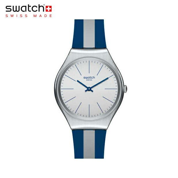 【公式ストア】Swatch スウォッチ SKINSPRING スキンスプリング SYXS107SKIN(スキン) SKIN Irony(スキンアイロニー) 【送料無料】(素材)ベルト:シリコン ケース:ステンレススチールメンズ 腕時計 人気 定番 プレゼント