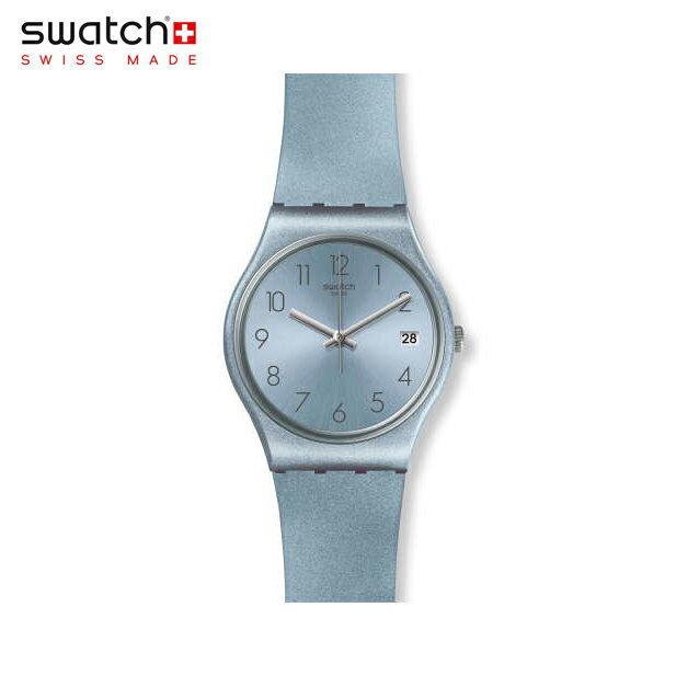 【公式ストア】Swatch スウォッチ AZULBAYA アズールバヤ GL401worldhood(worldhood) Gent(ジェント) 【送料無料】(素材)ベルト:シリコン ケース:プラスチックレディース 腕時計 人気 定番 プレゼント