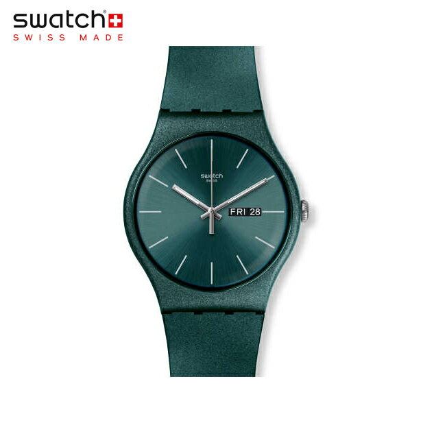 【公式ストア】Swatch スウォッチ ASHBAYANG アッシュバヤング SUOG709worldhood(worldhood) New Gent(ニュージェント) 【送料無料】(素材)ベルト:シリコン ケース:プラスチックメンズ 腕時計 人気 定番 プレゼント