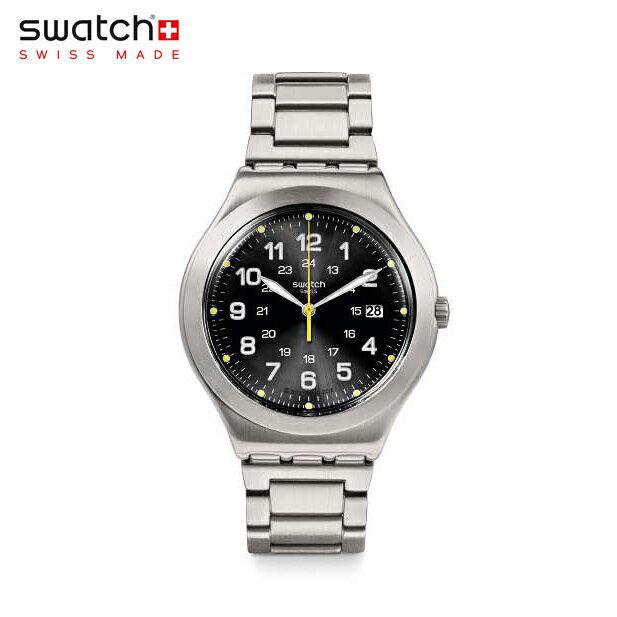 【公式ストア】Swatch スウォッチ HAPPY JOE LIME ハッピージョーライム YWS439GIrony(アイロニー) Irony Big Classic(アイロニービッグクラシック) 【送料無料】(素材)ベルト:ステンレス製(調節可能)メンズ 腕時計 人気 定番 プレゼント 父の日