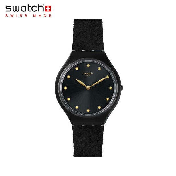 【公式ストア】Swatch スウォッチ SKINORA スキンノラ SVOB107SKIN(スキン) Skin Regular(スキンレギュラー) 【送料無料】(素材)ベルト:合成 皮革 ケース:プラスティックレディース 腕時計 人気 定番 プレゼント