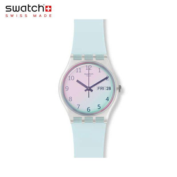 【公式ストア】Swatch スウォッチ ULTRACIEL ウルトラシエル GE713Originals(オリジナルズ) Gent(ジェント) 【送料無料】(素材)ベルト:シリコン ケース:プラスティックレディース 腕時計 人気 定番 プレゼント
