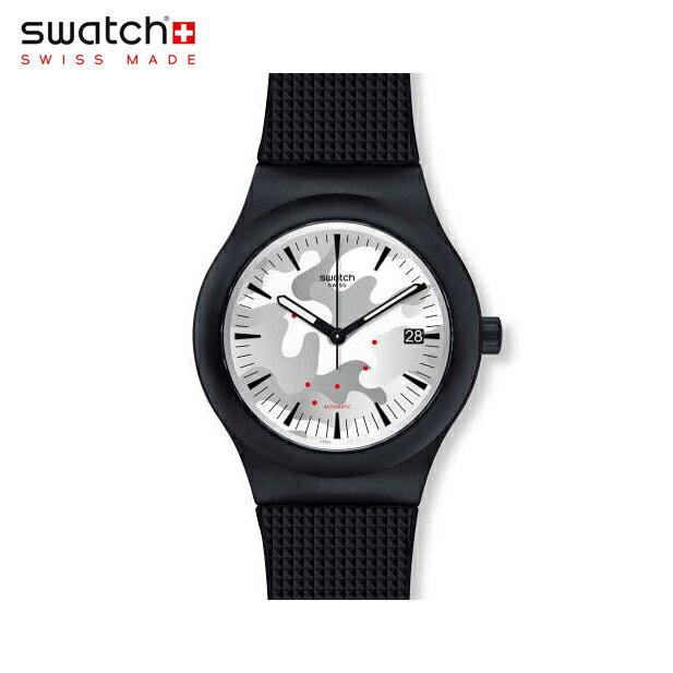 【公式ストア】Swatch スウォッチ SISTEM KAMU システム・カム SUTB407Originals(オリジナルズ) New Gent(ニュージェント) 【送料無料】(素材)ベルト:シリコン ケース:プラスティックメンズ 腕時計 人気 定番 プレゼント