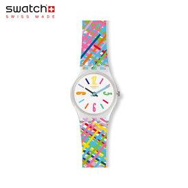 【公式ストア】Swatch スウォッチ TADELAKT タデラクト LK389Originals(オリジナルズ) Lady(レディ) 【送料無料】(素材)ベルト:シリコン ケース:プラスティックレディース 腕時計 人気 定番 プレゼント