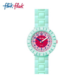 【公式ストア】Flik Flak フリックフラック CHEMICAL COOKIE ケミカル・クッキー FCSP084Swatch(スウォッチ) Story Time(ストーリー・タイム) 【送料無料】(素材)ベルト:シリコンキッズ ボーイズ ガールズ 腕時計 人気 定番 プレゼント