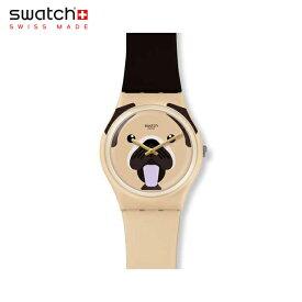 【公式ストア】Swatch スウォッチ CARLITO GT109Originals(オリジナルズ) 【送料無料】(素材)ベルト:シリコン ケース:プラスティックメンズ レディース 腕時計 人気 定番 プレゼント クリスマス ギフト