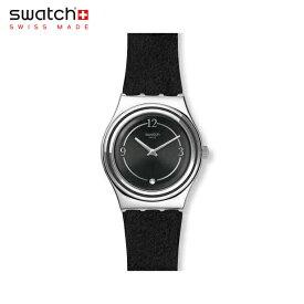 【公式ストア】Swatch スウォッチ MADAME NIGHT YLS214Originals(オリジナルズ) 【送料無料】(素材)ベルト:繊維皮革 ケース:ステンレススチールレディース 腕時計 人気 定番 プレゼント
