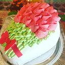 バラの花束3D立体型ケーキ スイーツ プチギフト 誕生日 バースデー ケーキ パーティ サプライズ キャラクターケーキ 敬老の日 還暦 お祝い 結婚記念日 鳥取県