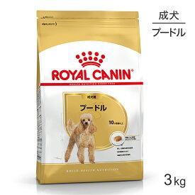 ロイヤルカナン プードル 成犬用 3kg [正規品] 犬 ドライフード ドッグフード