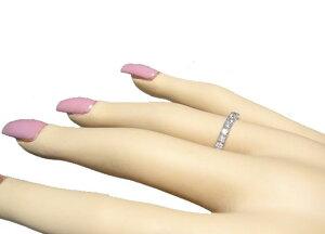 【特価】エタニティー2.5mm幅21石一文字計1.00ctダイヤモンドリング