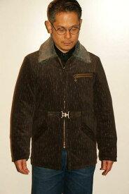"""代引手数料・送料無料 JELADO (ジェラード) コーデュロイコート SG23430 """"Cochran Coat (コクランコート)"""" チョコレートブラウン"""