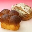 北海道美瑛産小麦100%ブリオッシュ1個