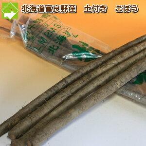 北海道産 土付き ごぼう 10kg