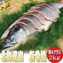 《特選!》 北海道産 新巻鮭 2kg【10P03Dec16】