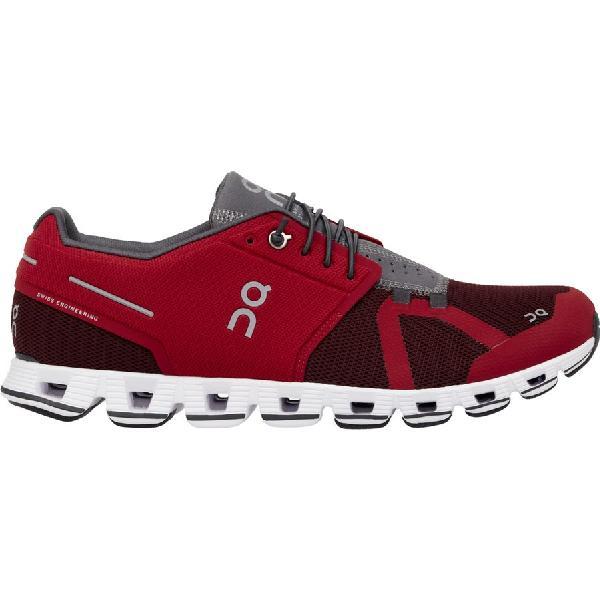 (取寄)オン フットウェアー メンズ クラウド シューズ On Footwear Men's Cloud Shoes Red/Ox
