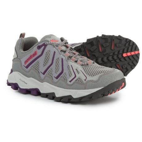 (取寄)モントレイル レディース トランス アルプス トレイル ランニング シューズ Montrail Women Trans Alps Trail Running Shoes Light Grey/Glory