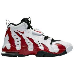 (索取)耐吉人空氣DT最大96年運動鞋Nike Mens Air DT Max 96年White Varsity Red Black