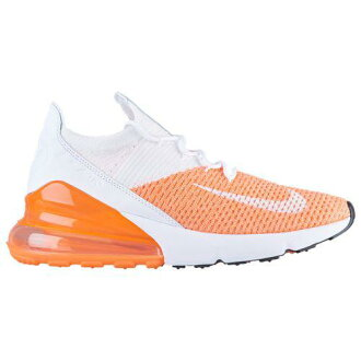 best service eee22 4fc43 (order) Nike Lady's sneakers Air Max 270 fried food knit Nike Women's Air  Max 270 Flyknit Crimson Pulse White Crimson Pulse Black Black