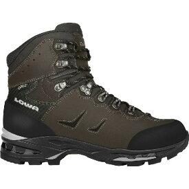 (取寄)ローバー メンズ カミノ Gtx フレックス バックパッキング ブーツ Lowa Men's Camino GTX Flex Backpacking Boot Dark Gray/Black【outdoor_d19】