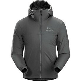 (取寄)アークテリクス メンズ アトム LT フーデッド インサレーテッド ジャケット Arc'teryx Men's Atom LT Hooded Insulated Jacket Pilot【outdoor_d19】