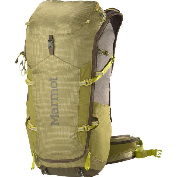 (取寄)マーモット グラビトン 34 バックパック Marmot Graviton 34 Backpack Citronelle/Olive