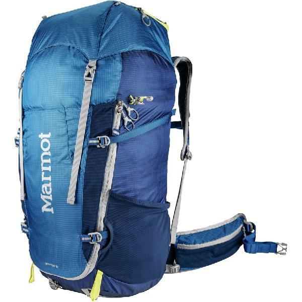 (取寄)マーモット グラビトン 58 バックパック Marmot Men's Graviton 58 Backpack Blue Night/Dark Ink