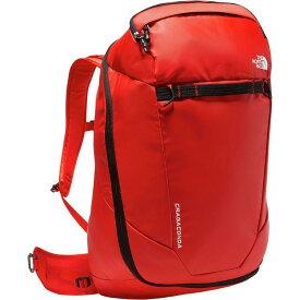 (取寄)ノースフェイス Cragaconda 45L バックパック The North Face Men's Cragaconda 45L Backpack Fiery Red/Tnf Black