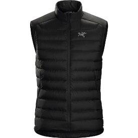 【クーポンで最大2000円OFF】(取寄)アークテリクス メンズ セリウム LT ダウン ベスト Arc'teryx Men's Cerium LT Down Vest Black