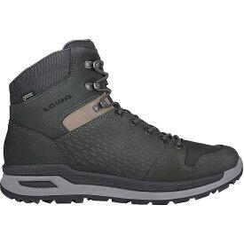 (取寄)ローバー メンズ ロカルノ Gtx ミッド ハイキング ブーツ Lowa Men's Locarno GTX Mid Hiking Boot Anthracite【outdoor_d19】