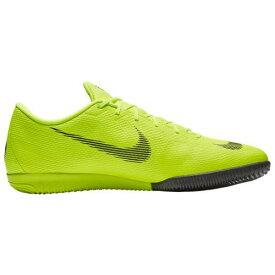(取寄)ナイキ メンズ マーキュリアル ヴェイパー X 12 アカデミー ic Nike Men's Mercurial VaporX 12 Academy IC Volt Black