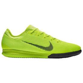 (取寄)ナイキ メンズ マーキュリアル ヴェイパー X 12 プロ ic Nike Men's Mercurial VaporX 12 Pro IC Volt Black