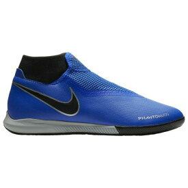 (取寄)ナイキ メンズ ファントム ビジョン アカデミー DF ic Nike Men's Phantom Vision Academy DF IC Racer Blue Black Metallic Silver